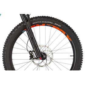 "HAIBIKE Xduro HardSeven 6.0 E-mountainbike 27,5"" blå/turkis"